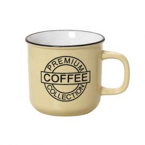 """ΚΟΥΠΑ """"COFFEE"""" ΚΙΤΡΙΝΗ"""
