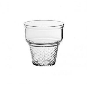 Γυάλινο Ποτήρι Παγωτού 245 ml