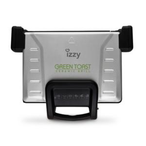 Izzy Green Toast XL Τοστιέρα με Αποσπώμενες Πλάκες για 4 Τοστ 2100W
